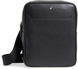 Montblanc Sartorial North South Leather Bag