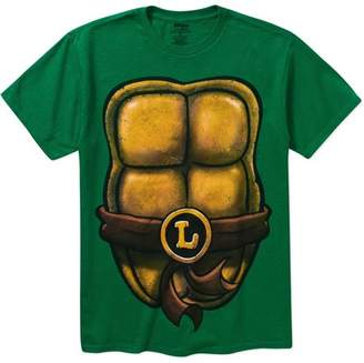 Teenage Mutant Ninja Turtles Teenage Mutant Ninja Turtle Big Men's Costume Graphic Short Sleeve T-Shirt, 2XL