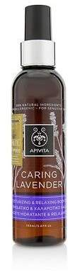 Apivita NEW Caring Lavender Moisturizing & Relaxing Body Oil - For Sensitive