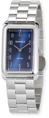 Shinola The Muldowney 24mm Bracelet Watch