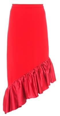 Edit Asymmetric skirt