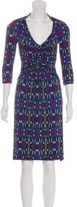Etro Jersey Midi Dress
