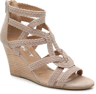 Report Sacie Wedge Sandal - Women's