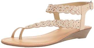 Unlisted Women's Color Chain Wedge Sandal