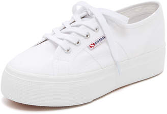 Superga 2790 ACOTW Platform Sneakers $80 thestylecure.com
