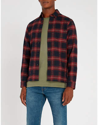 John Elliott Je ls shirting straight hem