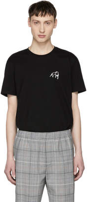 Tim Coppens Black Freedom Is In Peril Poppy T-Shirt