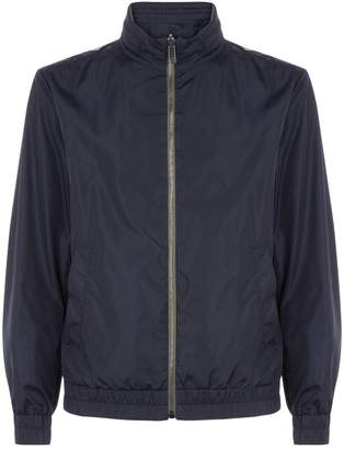 Gieves & Hawkes Reversible Bomber Jacket