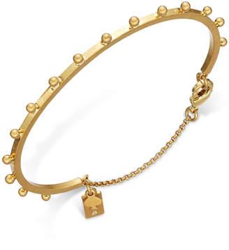 Kate Spade Gold-Tone Studded Bracelet