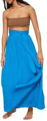 Mara Hoffman Katrine Wrap Skirt