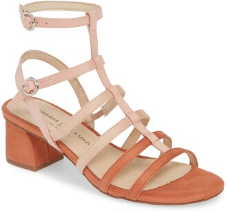 Chinese Laundry Monroe Strappy Cage Sandal