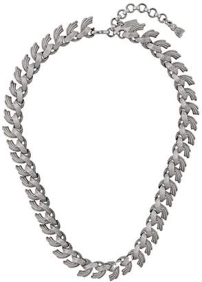 Monet Pre-Owned '1960s linked necklace