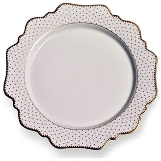 Anna Weatherley Simply Anna Antique Polka Salad Plate