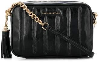 MICHAEL Michael Kors stitch detail crossbody bag