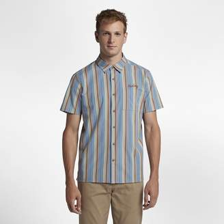 Hurley Cape Town Men's Short Sleeve Shirt