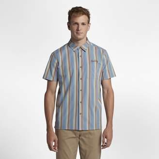 Hurley Cape Town Men's Short Sleeve Shirt