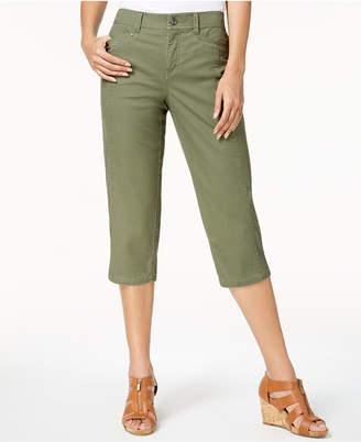 Style&Co. Style & Co Petite Capri Pants