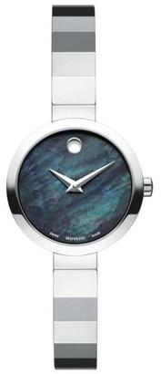 Women's Movado Novella Bangle Watch, 24Mm $595 thestylecure.com