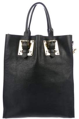 Sophie Hulme Leather Albion Tote
