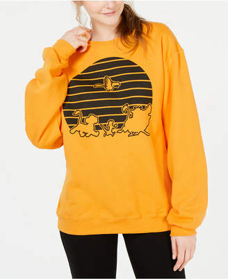 Disney Juniors' The Lion King Graphic Sweatshirt by Love Tribe