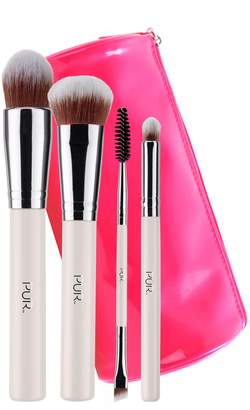 PUR Cosmetics Deluxe 5-Piece Travel Brush Set