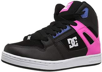 DC Girls' Youth Rebound SE Skate Shoe
