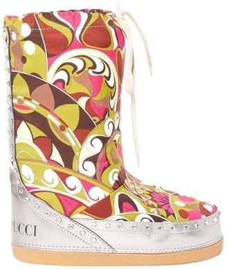 Emilio Pucci Snow boots