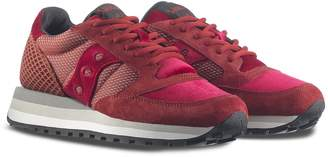 b36d4695fae5 Saucony Jazz Triple Special Edition Red black
