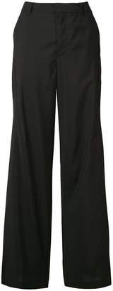 A.F.Vandevorst Petrol trousers