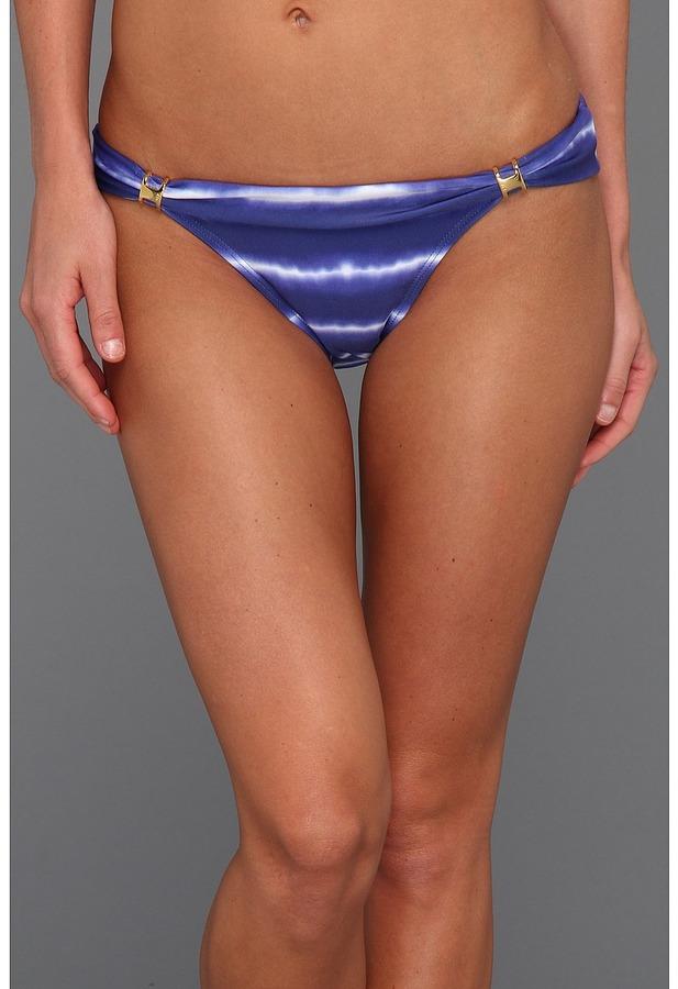 Vix Swimwear Vix - Cayman Bia Tube Full Bottom (Blue) - Apparel