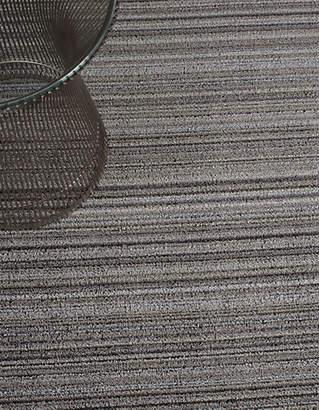 Chilewich Shag Skinny Stripe Mat in Birch