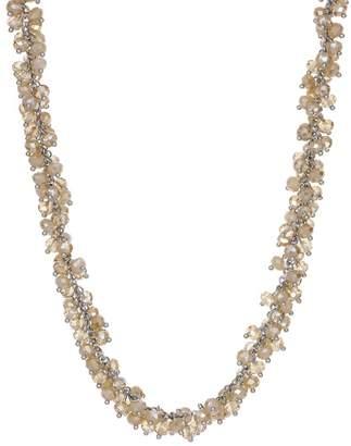 J by Jasper Conran Designer Cluster Bead Necklace