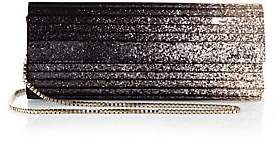 Jimmy Choo Women's Sweetie Degradé Glitter Acrylic Clutch
