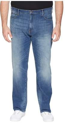 Polo Ralph Lauren Big Tall Hampton Athletic Fit Stretch Denim in Thompson Men's Jeans