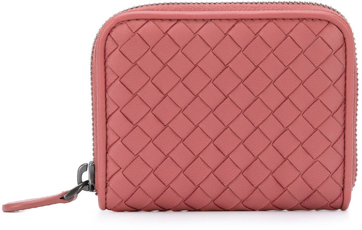 Bottega VenetaBottega Veneta woven wallet