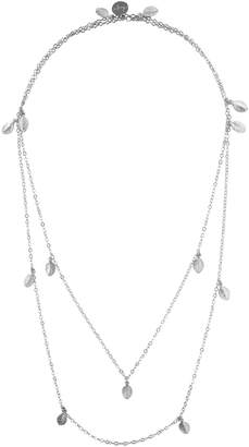Chupi - 13 Leaves In The Forest Necklace Silver