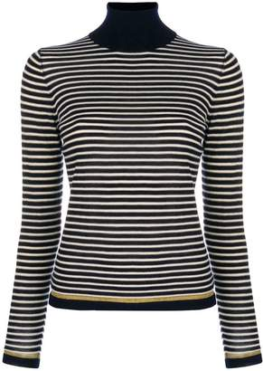 N.Peal striped cashmere jumper