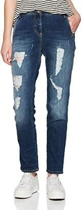 Patrizia Pepe Women's 8J0443 Boyfriend Jeans