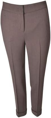 Fabiana Filippi Deruta Woven Trousers
