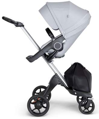 Stokke Xplory(R) Silver Chassis Stroller