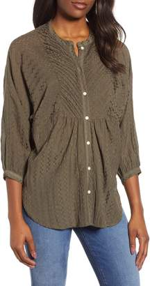 Lucky Brand Bib Top