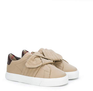 Burberry slip-on sneakers