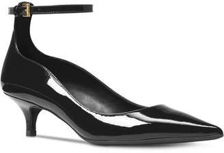 Michael Kors Lisa Flex Kitten-Heel Pumps