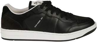 Christian Dior Perforated Toe Cap Sneakers