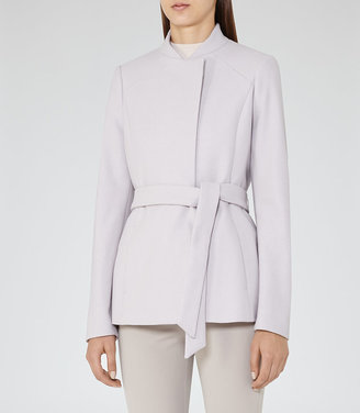 Franklin Belted Coat $495 thestylecure.com