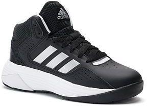 Adidas Cloudfoam Ilation Mid Kids' Basketball Shoes $45 thestylecure.com