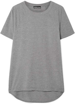 All Access - Security Stretch-jersey T-shirt - Gray