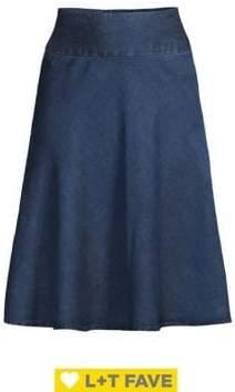 Nic+Zoe Denim Summer Fling Flirt Skirt