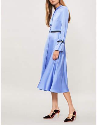 Roksanda Zaelie knee-length silk-satin dress