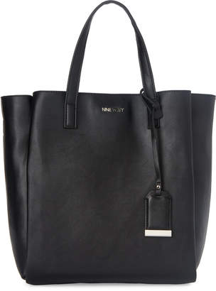 Nine West Black Prisha Tote
